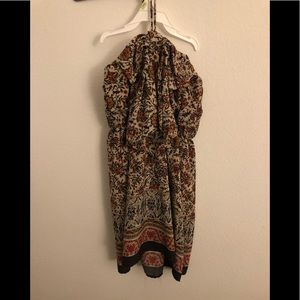 Dresses & Skirts - Halter tie top mini dress